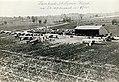 """Lambert St. Louis Field as it appeared in 1920."" (St. Louis Flying Field (re-named Lambert Field in 1923) during the field's first air meet on 25 November 1920).jpg"