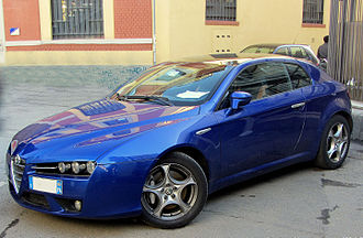 "Alfa Romeo Brera and Spider - Image: "" 12 ITALY Alfa Romeo Brera Milan Design Week Superstudio"