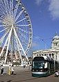 """the big wheel"" in Nottingham - geograph.org.uk - 1303412.jpg"