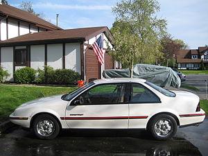 Chevrolet Beretta - 1989 Chevrolet Beretta GT
