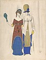 'Fantaisie sur le costume moderne'- Two female haute couture figures MET DP804793.jpg