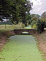 'The Butts' medieval defensive ditch at Sandwich, Kent England 06.jpg