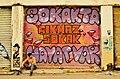 Çıkmaz Sokak grafitti, North Nicosia.jpg