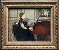 Édouard manet, madame manet al piano, 1868.JPG