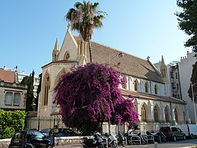 Image illustrative de l'article Église anglicane de Nice