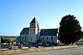 Église Saint-Ébremond de Saint-Ébremond-de-Bonfossé. Vue nord-ouest.jpg