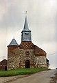 Église Saint-Nicolas de Bancigny en 1991.jpg