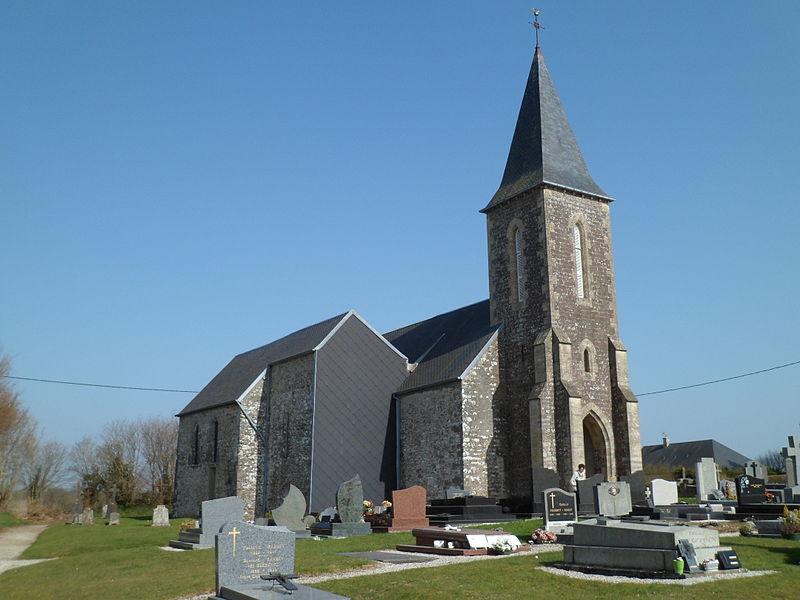 Église Saint-Nicolas de fr:la Haye-Bellefond