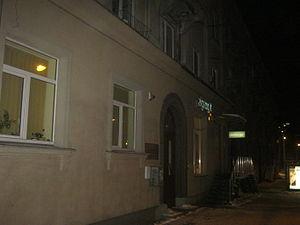 Ministry of Education and Science (Lithuania) - Image: Švietimo ir mokslo ministerija naktį