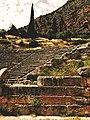 Αρχαίο Θέατρο του Μαντείου των Δελφών, Αρχαιολογικός Χώρος Δελφών, Δελφοί.jpg