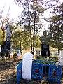 Братська могила, Могила Зайковського М.В., Героя Радянського Союзу , Добрянка 03.jpg