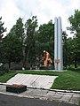 Братська могила радянських воїнів Південного фронту і пам'ятник односельчанам, Бойове, вул. Сенатосенка, 51, Донецька область.jpg