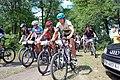 Велозмагання буля озера Клешня-2.jpg