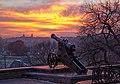 Гармати з бастіонів Чернігівської фортеці Листопад 2015 фото1.jpg