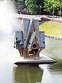 Гомель. Парк. У Лебяжьего озера. Фото 25.jpg