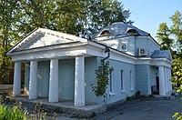 Госпиталь Верх-Исетского завода, восточный павильон, ВИЗ-бульвар,9 7.JPG