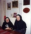 Игумения Мария (Морозова) и монахиня Елена.jpg