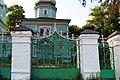 Лука-Мелешківська - Церква Ікони Божої Матері Казанської DSC 4127.JPG