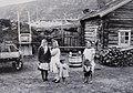 Мурманские колонисты в Норвегии. 1930-е. Музей Вагнер.JPG