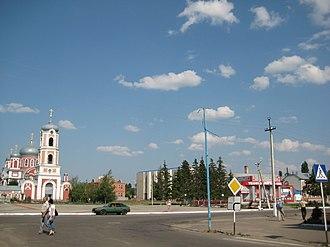 Novokhopyorsk - In Novokhopyorsk