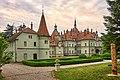 Палац графів Шенборнів. Замок Берегвар.jpg