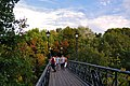 Парковый мост через Петровскую аллею Киев 2013 01.JPG