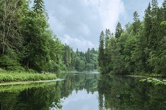 Радоновое озеро в посёлке Лопухинка.jpg