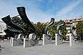 Споменик у Руми у центру.JPG