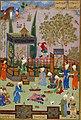 Спор двух врачей. Хамсе Низами.1539-43 Брит.Библ..jpg