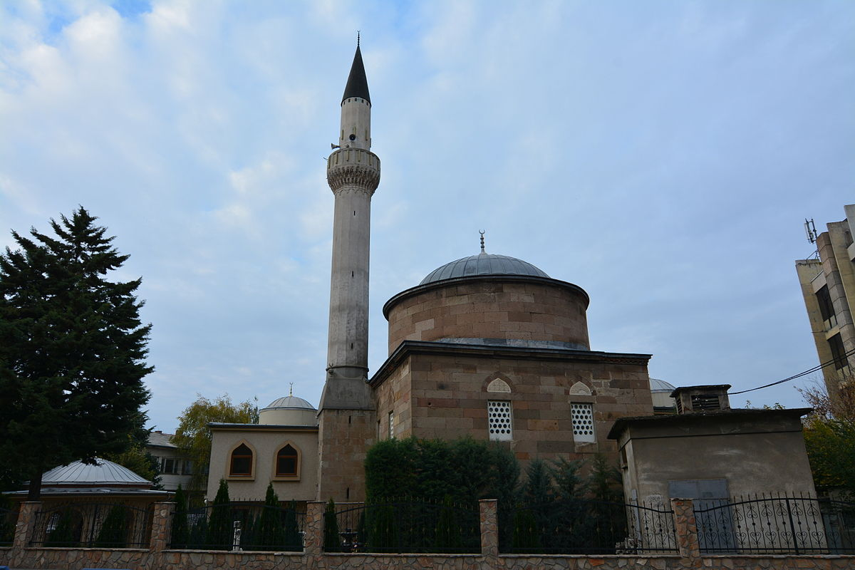 Old Mosque, Kumanovo - Wikipedia