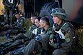 Тренування Нацгвадійців до параду військ з нагоди 25-ї річниці незалежності України IMG 5821 (28935423922).jpg