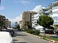 Улица Барбарос в Махмутларе (Турция).JPG