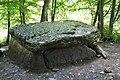 Хаджохский дольмен тыл-2. Каменномостский.JPG