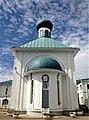 Церковь св. пр. Иоанна Кронштадтского (Казань - КазПДС).JPG