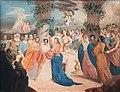 Церм Петр Иванович - Небесное благословение 25-летнего союза императора Александра II и императрицы Марии Александровны+.jpg