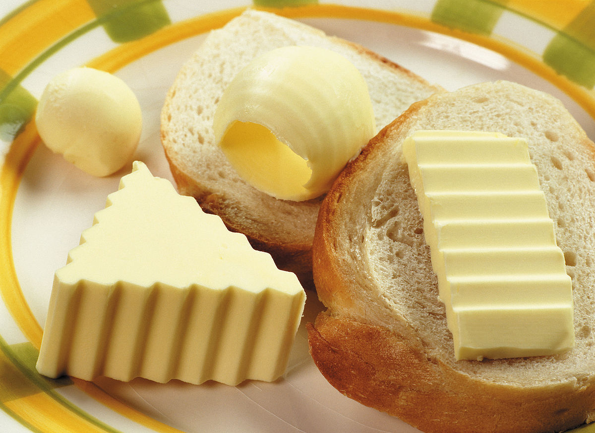 Room Temperature Butter Safe