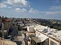 הנוף מגג בית השייח לביב אבו רוקון בעוספיה.jpg