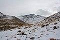 بارش برف در روستای جاسب قم- قله ولیجیا 01.jpg