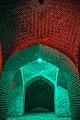 مسجد کاروانسرای دیر گچین که در محل چهارطاقی قدیم دیر ساخته شده - جاذبه های گردشگری استان قم - میراث ملی 01.jpg