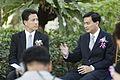 นายกรัฐมนตรีบันทึกเทปรายการเชื่อมั่นประเทศไทยกับนายกฯ - Flickr - Abhisit Vejjajiva (59).jpg