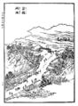 「栗橋関嗌」、『木曽路名所図会』277.png