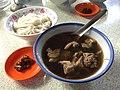 乾麵線, 當歸燉肉湯, 蔡記岡山羊肉, 台北 (16278998197).jpg