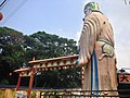 二水定覺寺牌坊與土地公像.jpg