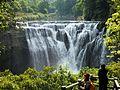 十分瀑布 Shifen Waterfall - panoramio (1).jpg