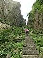 攀登大天门 - Climbing Datianmeng(Grand Celestial Gate) - 2010.07 - panoramio.jpg