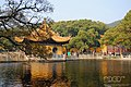 普陀禅水,Lake Before Puji Temple,Putuo - panoramio.jpg