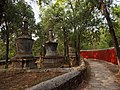 潭柘寺上塔林 - Upper Pagoda Forest of Tanzhe Temple - 2012.04 - panoramio (2).jpg