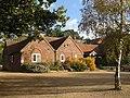 -2018-10-22 Roman Camp public house, Car Park, Church Road, Aylmerton, Norfolk.JPG