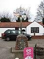 -2019-02-20 Trunch village sign, North Walsham Road, Trunch.JPG