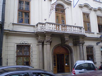 Faculty of Law and Administration of the Jagiellonian University - Larische Palace